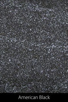 Die für den American Black typischen helleren Linien, die wie Adern wellenförmigen durch das Gestein verlaufen, geben diesem dunklen Granit eine spannende Tiefe, die zwar dezent, nie aber langweilig wirkt. Der gegen Säure (Wein, Essig) beständige und auch sonst unproblematische American Black wird wegen seiner Gutmütigkeit gerne vielseitig eingesetzt American, Dark Granite, Petrified Wood, Vinegar, Natural Stones, Wine