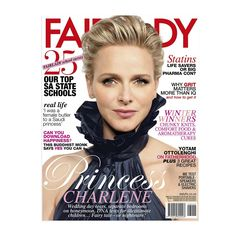 Charlene Wittstock For Fairlady Magazine, June 2014 Saudi Princess, Princesa Charlene, Charlene Of Monaco, Fair Lady, Celebrity Makeup, Digital Magazine, Life Savers, African Women, You Got This
