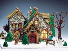 Картинки по запросу gingerbread house