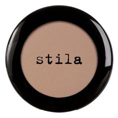 stila eyeshadow compact ($18) ❤ liked on Polyvore featuring beauty products, makeup, eye makeup, eyeshadow, beauty, eyes, puppy, stila eye shadow, palette eyeshadow and stila
