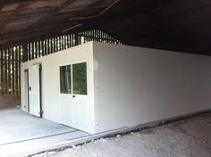 Kent dairy farm prefabricated building completed