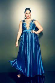 Resultado de imagem para vestidos de festa plus size 2015