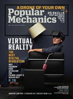 Popular Mechanics - June 2014