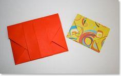 Enveloppe à ruban
