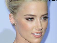 As Maquiagens Mais Bonitas da Amber Heard