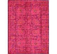 Red 5' 0 x 8' 0 Casablanca Rug   Area Rugs   eSaleRugs