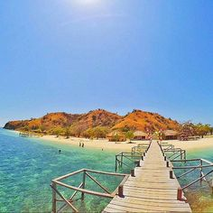 Pulau Kanawa, Flores, NTT Komodo Island, Labuan, Picture Collection, Homeland, Beautiful Places, Villa, Bikini, San, Country