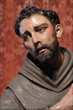 Religious Images, Religious Art, St Francis Assisi, Chi Rho, St Clare's, San Fransisco, Mexican Art, Roman Catholic, Cool Art