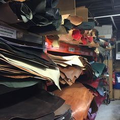 Secrets of the leather industry