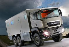 The Action Mobil Global XRS 7200 made a recent appearance at the Düsseldorf Caravan Salon