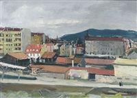 Banlieue de Genève, 1944