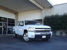 I came home with one of these today, a 2011 Chevy Silverado Texas edition extended cab. Super awesome