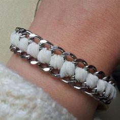 DIY bracelet by Daphne
