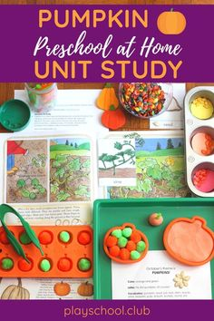 Fall is officially here, and the opportunities for fun, hands-on learning are ripe for the picking. Teach your toddlers and preschoolers about pumpkins and the life cycle of plants with these 40 fun activities for kids, including fine motor, crafts, STEM, and more. Early Learning Activities, Fun Activities For Kids, Motor Activities, Autumn Activities, Preschool Activities, Crafts For Kids, Preschool At Home, Preschool Lessons, Toddler Preschool