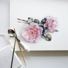 Ознакомьтесь с этим проектом @Behance: «Watercolor sketchbook from my Instagram :)» https://www.behance.net/gallery/31173599/Watercolor-sketchbook-from-my-Instagram-)