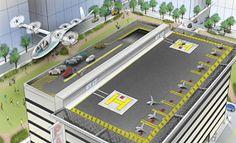 Pregopontocom Tudo: Uber e Embraer juntas vão criar conceito de carros voadores...