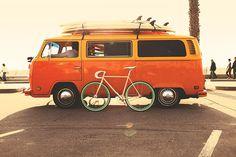 Fixed + Volkswagen Van