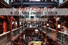travel hamburg | MARKTZEIT - the local weekend market at the fabrik ottensen | luziapimpinella.com