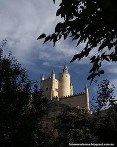 Segovia se merece más que un fin de semana. Labores y demás: Visita a Segovia y alrededores (II)