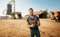 """Luke Bryan Takes You Home to Leesburg, Ga.: 'I Loved Growing Up Here"" via Parade."