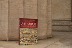 Σελιδοδείκτης: Δελφοί το κέντρο του αρχαίου κόσμου, του Michael Scott - Φωτογραφίες: Ευλαμπία Χουτουριάδου Michael Scott, Books, Libros, Book, Book Illustrations, Libri