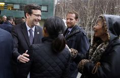 """""""The Constitution prevailed today,"""" Washington Attorney General Bob Ferguson said. """"No one is above the law — not even the president."""""""