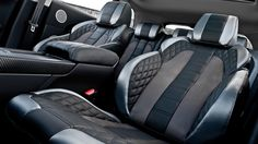 Range Rover........talk about driving in comfort.