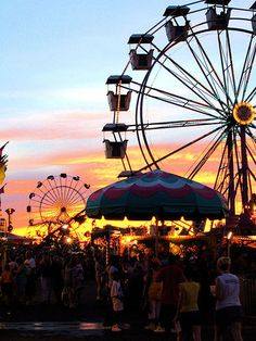 Missouri State Fair in Sedalia offers entertainment for the whole family. Held annually in August.