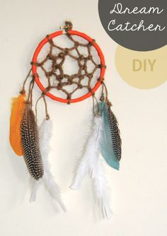 Dream catcher DIY | Love Stoned Blog