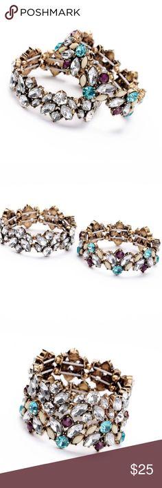 ✅ANNIVERSARY SALE   Twin Bracelets 2 beautiful bracelets for the price of one! Jewelry Bracelets