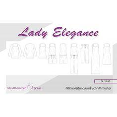 Lady Elegance schnittherzchen.de
