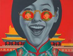 许德奇 Chinese contemporary oil painting    ----BTW, Please Visit:  http://artcaffeine.imobileappsys.com