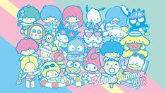 【Android iPhone PC】Little Twin Stars Wallpaper 201807 七月桌布 日本草莓新聞 Stars Wallpaper, Sanrio Wallpaper, Cute Disney Wallpaper, New Wallpaper, Kitty Wallpaper, Hello Kitty Images, Pochacco, Sanrio Characters, Little Twin Stars