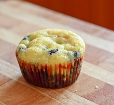 A Baker's Weight Loss Journey: Low Carb Blueberry Muffins