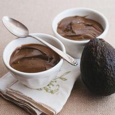 Easy 4 ingredient Carob Avocado Mousse tastes like real dessert, but follows AIP…