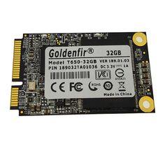 SSD 32GB  Mini  32GB mSATA SSD  HD SSD Solid State Drive Disk All Signal PC SSD msata 32GB