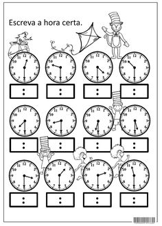 Kindergarten math - Free The Cat In The Hat Clock Work For educational purposes only not for profit Based on the story by Dr Seuss 3 different levels for differentiated instruction Analog and Digital Clocks Enjoy! Regina Davis aka Queen Chaos at Fa Teaching Time, Teaching Math, Teaching Money, Teaching Spanish, Teaching Ideas, School Worksheets, Money Worksheets, Clock Worksheets, 3rd Grade Math Worksheets