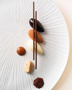 Trio chocolate #highcuisine