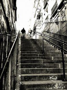 ruelle de Montmartre @ paris