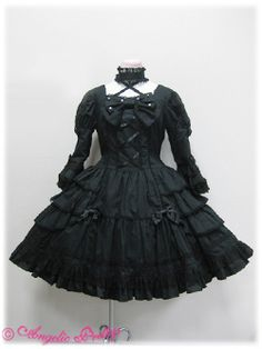 Angelic Pretty / One Piece / Fantastic Princess OP