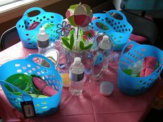 Spa Party for Girls -- (Dream Theme Kids Parties)