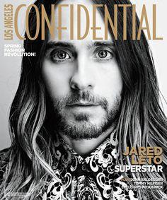 HQ Jared Leto in LA Confidential Magazine Spring 2014 cover.- (via http://fuck-yeah-jared-leto.tumblr.com/post/77267197977/hq-la-confidential-magazine-spring-2014