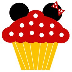 Cupcake - Mickey Photo by pixiesprite | Photobucket