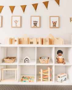 How to Design the Perfect Montessori Toddler Room How to Design th. - How to Design the Perfect Montessori Toddler Room How to Design the Perfect Montessor - Montessori Toddler Rooms, Toddler Playroom, Montessori Bedroom, Toddler Room Decor, Montessori Toys, Toddler Toys, Nursery To Toddler Room, Montessori Materials, Playroom Design