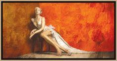 White dress - Bizart Galleries