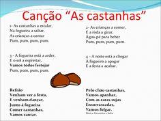 São Martinho Musicals, Education, School, Quotes, 1, Halloween, Cognitive Activities, Sensory Activities, Autumn Music
