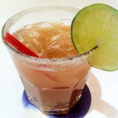 Tamarind Margarita - Tequila Cocktail