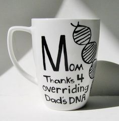Cool 50 Best Custom Mother's Day Mugs For Mom https://decoratoo.com/2017/04/22/50-best-custom-mothers-day-mugs-mom/ The mugs are at present ready for ordinary usage, like a hot cup of tea each day. This mug is ideal for the mom with a little bit of creativity inside her bones