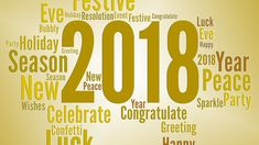 2018, New Year, New Year 2018 Images, New Year Background, 2018 Background, 2018 Images, New Year 2018 Wishes Background
