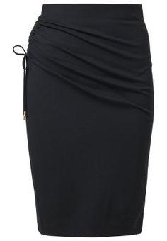 RELAS - Blyantnederdel / pencil skirts - blå